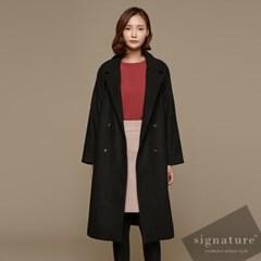 울60% 루즈핏 coat