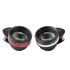 LIEQI정품 LQ-032 2X HD 망원셀카렌즈