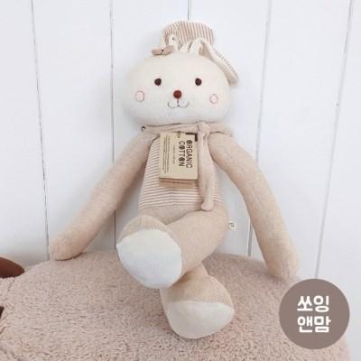 [쏘잉앤맘] DIY 오가닉 토순이 애착인형 만들기