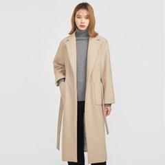 FRESH A wool long strap coat_(801054)