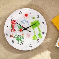 아이그림 시계