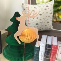 CHRISTMAS CARD_RUDOLPH