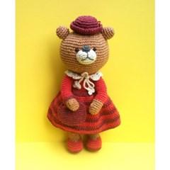 [손뜨개 DIY]손뜨개인형-곰순아반가워