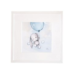 [에피키즈] 아기방 액자 아트프레임 3개 세트