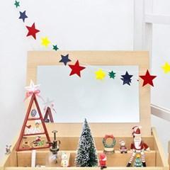 크리스마스 별 가랜드