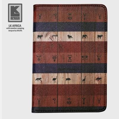 [돌돌] LK AFRICA-passport-wallets-03 여권 케이스 지갑