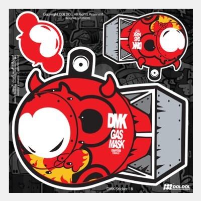 [그래피커] 7-DMK-Sticker-02 스티커 스킨