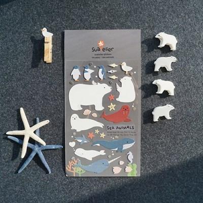 1071 sea animals