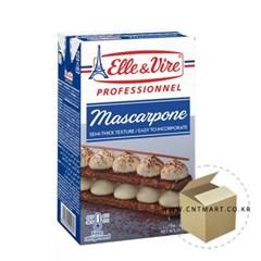 냉장-엘레앤비르 마스카포네 치즈 1L 1박스(6개)_(623063)