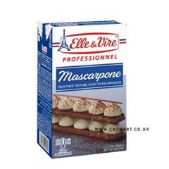 냉장-엘레앤비르 마스카포네 치즈 1L_(623061)