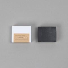 [Shampoo / 천연수제비누] 숯&로즈마리 샴푸바