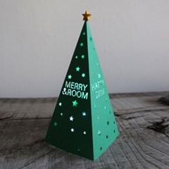 이름새긴 크리스마스 트리 무드등