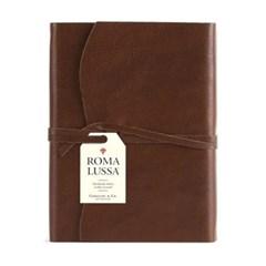 카발리니 저널-레더 로마 초코브라운 (Leather Roma Lussa Journals)