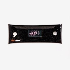 BUTTON POUCH_DST_BLACK