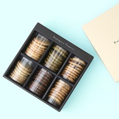 고급 수제 쿠키 선물 세트