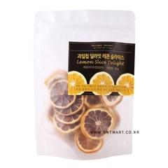 딜라잇가든 저온건조 과일칩 레몬 슬라이스 50g_(625757)