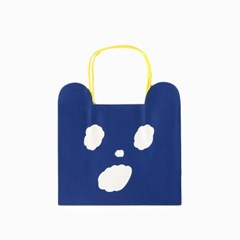 [AIUEO] KUMA Paper bag M size (3 options)