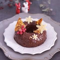 청미당 크리스마스 초코 설기 케이크 원데이 클래스