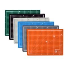 국산 컬러 컷팅매트 HCM-A4 /데스크매트/고무판
