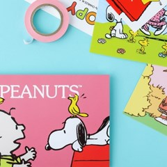 [Peanuts]스누피 엽서세트