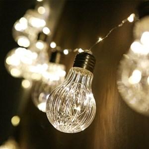 8모드 LED 와이어 벌브 라이트 (리모콘방식)_(462032)