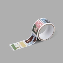 Masking tape : stamp - 05 Animal2