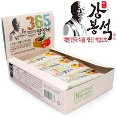 강봉석 명인 쌀조청 수제영양바 (3Box/24개)/견과류바