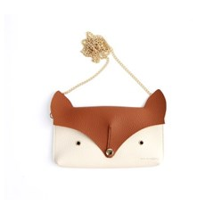 Fox Mini Bag Brown