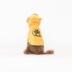 Krunk Boa Jumper(Yellow)