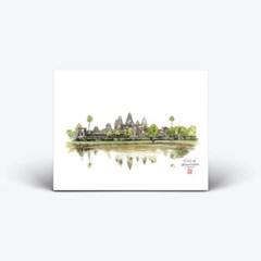 Angkor Wat - Qwymin