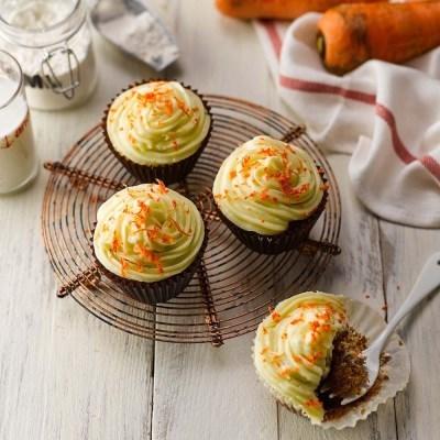 피나포레 '당근 컵케이크' 컵케이크 만들기