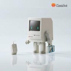 클래식봇 매킨토시 장식용 피규어 10cm