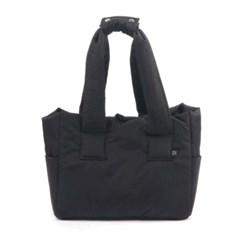 [monchouchou] Padded Shoulder Bag_Black
