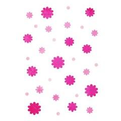 블랭코 스텐실도안503 꽃무늬패턴