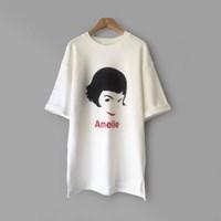 Amelie Long T-Shirt (3-color)