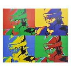 메탈브릭 로보트태권브이 팝아트/76-03