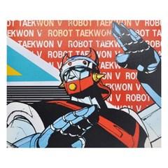 메탈브릭 로보트태권브이 팝아트/76-01
