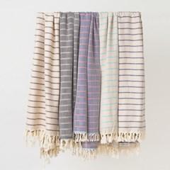 [DENIZZ][터키쉬타올][비치타올] cotton collection 2 - 5colors