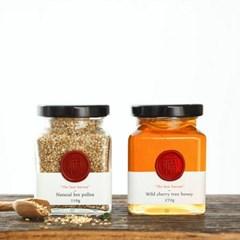 [꿀.건.달x텐바이텐] 꽃화분/천연꿀 2종세트