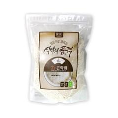 웰빙으로 채워진 쌀눈 곤약미 곤약쌀1kg_(753439)