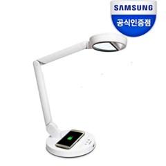 LED 데스크 스탠드 SLD-10NC10N 스마트폰 무선충전형_(967282)