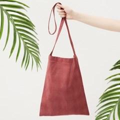 CHECK BAG red