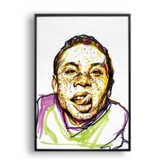 Freckled boy 2