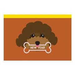 [2018 HAPPY DOG]형형색색 해피독 엽서 set