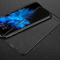 (1+1) 아이폰X Full Glue 강화유리 블랙
