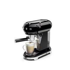 반자동 커피머신 블랙 ECF01BL