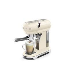 반자동 커피머신 크림 ECF01CR