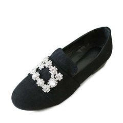 kami et muse 2type cubic pendent loafers_KM17w294