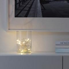 이케아 SARDAL LED체인조명12등_(701356054)