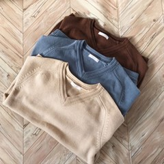 [wool 80%] 모덴 니트 (3color)